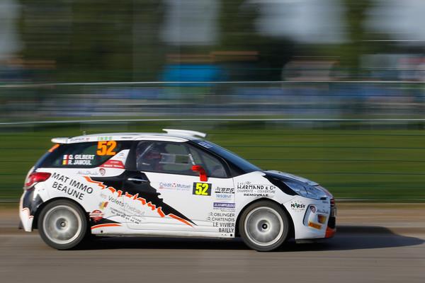 WRC 2013 ALSACE DS3 RT3 Quentin GILBERT - photo Jo LILLINI.