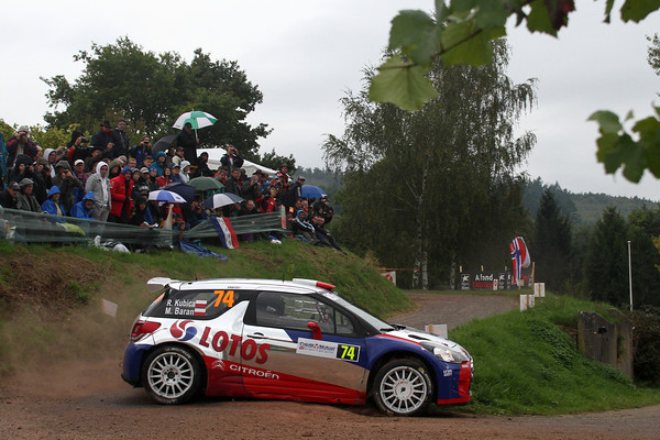 WRC 2013 ALSACE DS3 RT3 Robert KUBICA -photo Jo LILLINI.j
