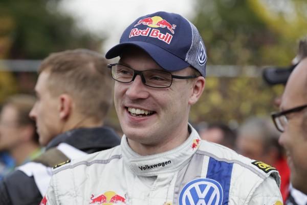 WRC 2013 ALSACE Jari Matti LATVALA Portrait -
