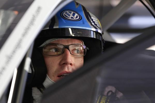 WRC 2013 ALSACE - Jari Matti LATVALA Portrait cockptit VW Polo.