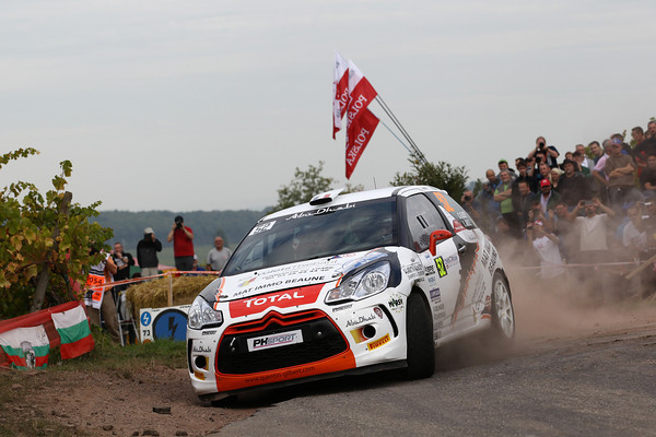 WRC-2013-ALSACE-La-DS3-CITROEN-de-Quentin-GILBERT-JAMOUL-Photo-Jo-LILLINI