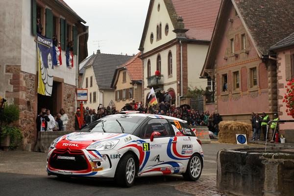 WRC-2013-ALSACE-La-DS3-CITROEN-de-Seb-CHARDONNET-et-Thibault-de-la-HAYE-Photo-Jo-LILLINI.