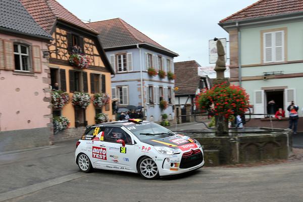 WRC-2013-ALSACE-Riedmann-Vanneste-Citroen-DS3-R3-Photo