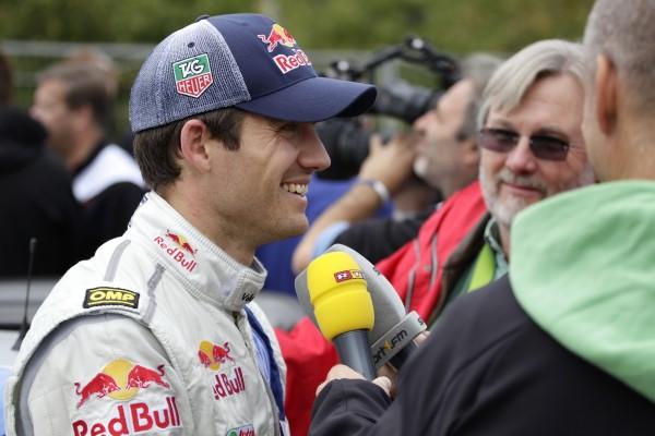 WRC 2013 ALSACE - Seb OGIER portrait - 1ere journée