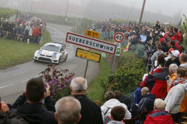 WRC 2013 ANDREAS MIKKELSEN VW POLO.