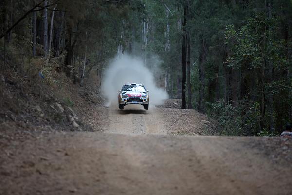 WRC-2013-AUSTRALIE-J2-AL-QASSSIMI-DS3-Photo-Jo-LILLINI.