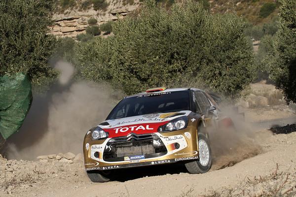 WRC-2013-CATALOGNE-DS3-CITROEN-de-DANI-SORDO