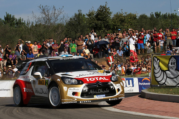 WRC-2013-CATALOGNE-DS3-HIRVONEN-Photo-Jo-LILLINI