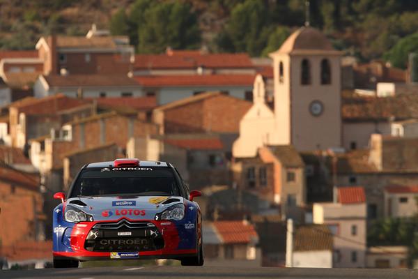 WRC-2013-CATALOGNE-KUBICA-Samedi