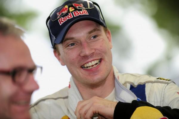 WRC-2013 CATALOGNE Samedi 26 octobre -Jari-Matti Latvala portrai