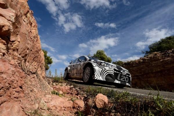 WRC-2013-HYUNDAI-Essais-CATALOGNE-29-octobre-Bryan-BOUFFIER-Test-a-FALSET-la-HUNDAI-I20-WRC