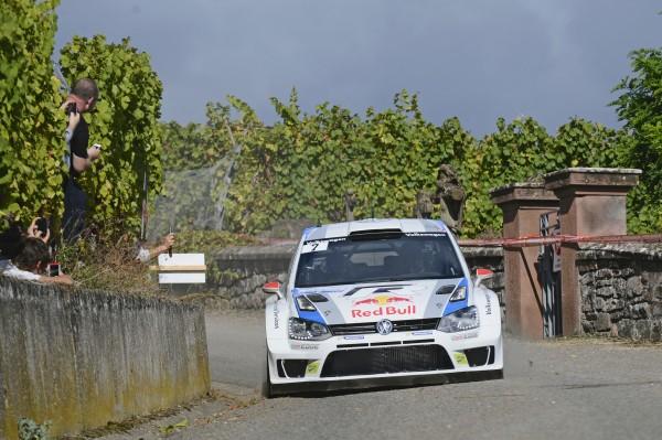 WRC 2013 ALSACE- La VW Samedi  deLATVALA.