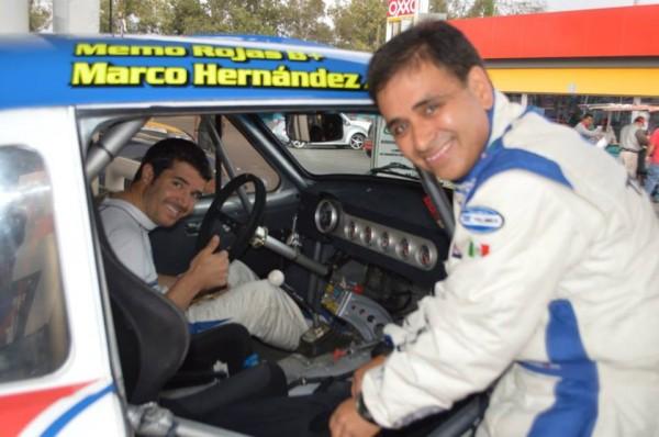 CARRERA-PANAMERICANA-2013-MEMO-ROJAS-et-MARCI-HERNANDEZ