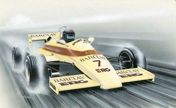 CLOVIS-ARROWS-F1