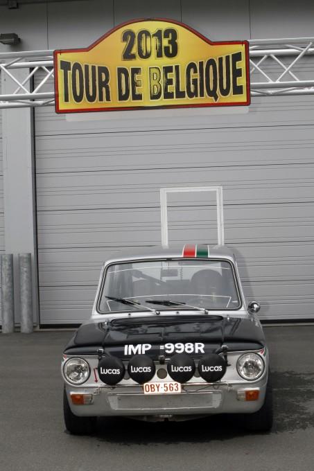 Cette-Hillman-Imp-sera-une-des-plus-anciennes-voitures-au-départ-du-Tour-de-Belgique-Auto-©-Manfred-GIET-