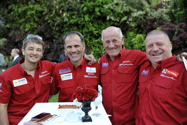 DAKAR-2013.-Team-DESSOUDE.-Stephane-WINTENBERGER-avec-LAVIEILLE-André-DESSOUDE-et-CHAVIGNY