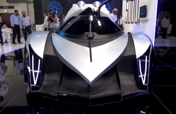 DEVEL SIXTEEN face avant