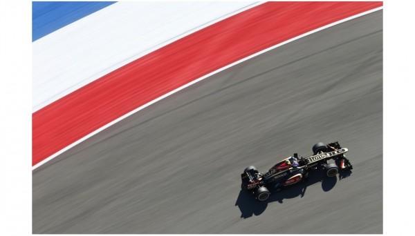 F1-2013-AUSTIN-LA-LOTUS-DE-ROMAIN-GROSJEAN