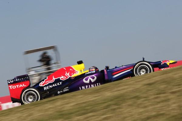 F1 2013 AUSTIN RED BULL RENAULT de Sebastian VETTEL