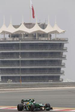 F1 2013 BAHREIN CATERHAM Photo team