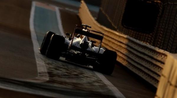 F1 2013  GP ABOU DHABI