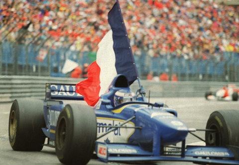 F1-GP-DE-MONACO-19-MAI-1996-circuit-Monaco-1er-Olivier-Panis-Photo-Bernard-ASSET