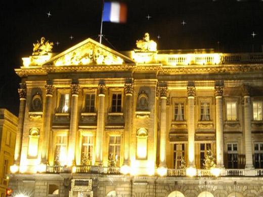 Siège' de la FIA, Place de la Concorde à Paris
