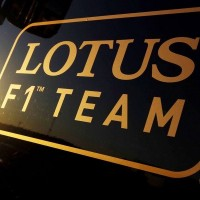 F1  PLAQUE TEAM LOTUS