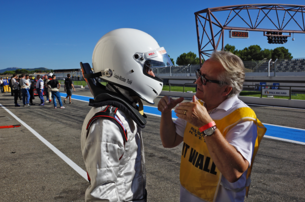 FUN CUP 2013 PAUL RICARD Michel et Louis Nicolas TROLLE