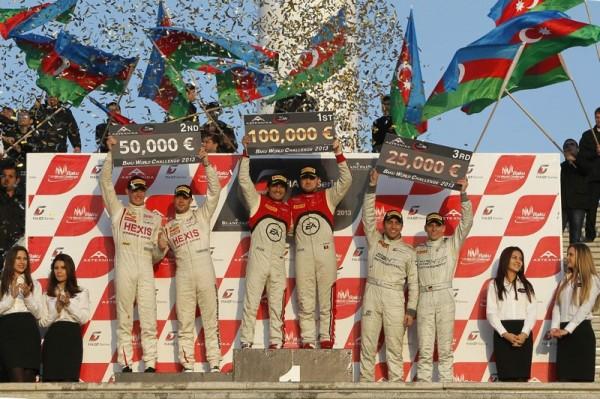 GT-FIA-2013-a-BAKOU-PODIUM-FINAL-avec-ORTELLI-VANTHOOR-les-CHAMPIONS-2013-le-dimanche-24-novembre