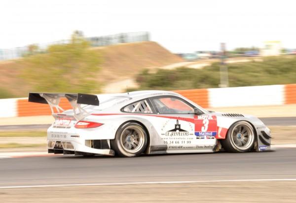 GT TOUR 2013 LEDENON - Vainqueur course 2 Morel - France Pro GT by Alméras