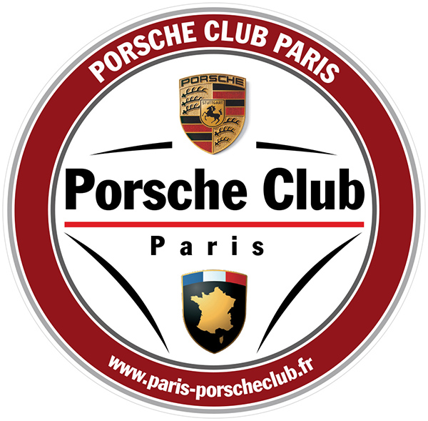 Logo Porsche Club Paris