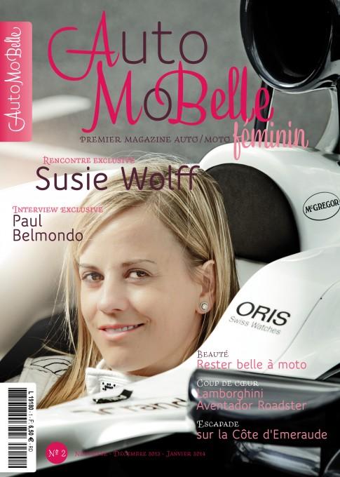 MAGAZINE AUTOMOBELLE Num 2 Novembre 2013