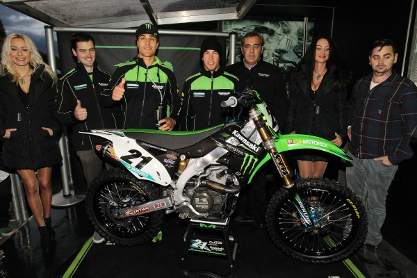 MOTO CROSS 2013 Team KAWA KRT