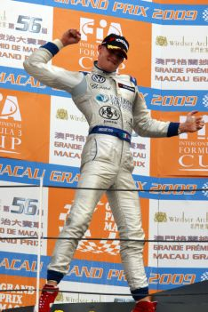 Macao-2009-Mortara-podium