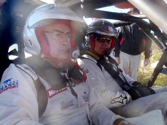 PANAMERICANA-Puebla-cockpit-Vandromme - photo autonewsinfo