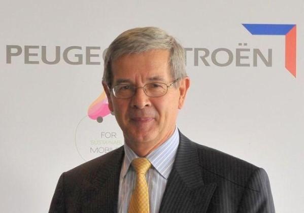 Philippe Varin - President de PSA