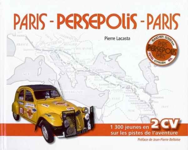 RALLYE PARIS PERSEPOLIS PARIS