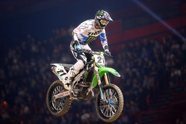 SUPERCROSS-DE-PARIS-BERCY-2013-GAUTHIER-PAULIN-KAWASAKI-photo-HAUDIQUERT