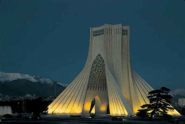 TEHERAN-Capitale-IRAN