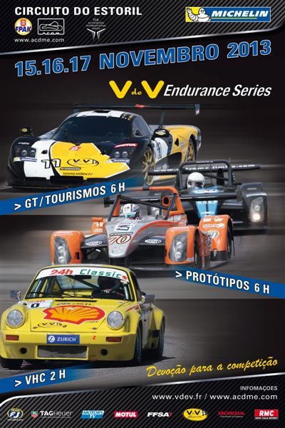 VDEV 2013 AFFICHE ESTORIL