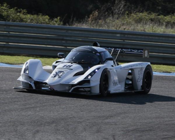 Vde V 2013 ESTORIL la PRAGA R1 du PEGASUS Racing - photo Maurice CAMUS