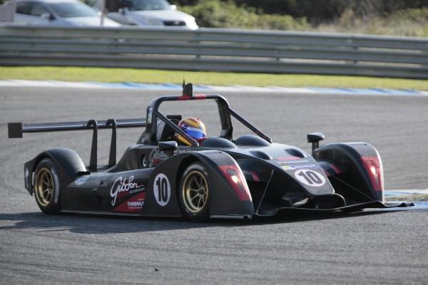 Vde-V-2013-Estoril-la-GOBSON-du-GIBSIN-Motorsport-de-GIBSIN-WARD-CHAMPKIN-Photo-Maurice-CAMUS