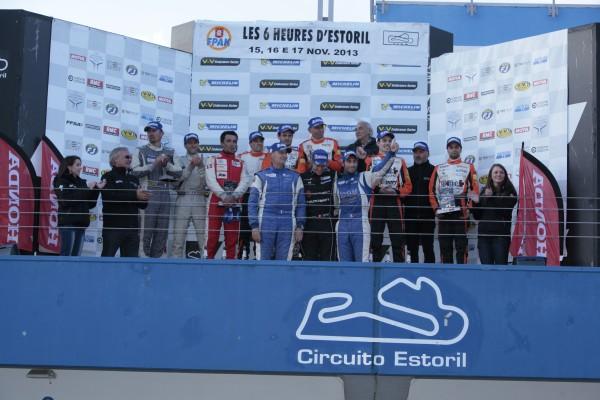 Vde V 2013 Estoril podium protos photo Maurice CAMUS.