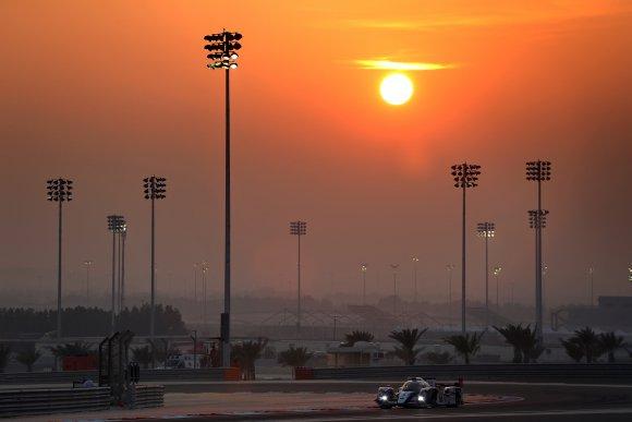 WEC-2013-BAHREIN-La-nuit-tombe-apres-deux-des-six-heures-de-course-sur-la-TOYOTA-Num-8-au-commandement-de-la-course