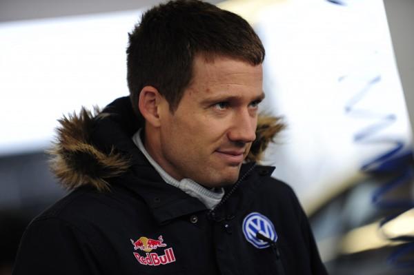 WRC 2013 WALES - Portrait de OGIER