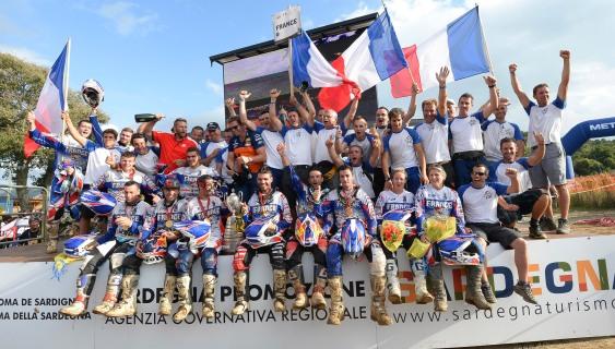 ISDE 2013: FRANCE