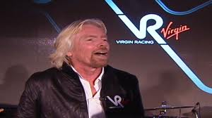 Sir Richard BRANSON, le fondateur du Groupe VIRGIN