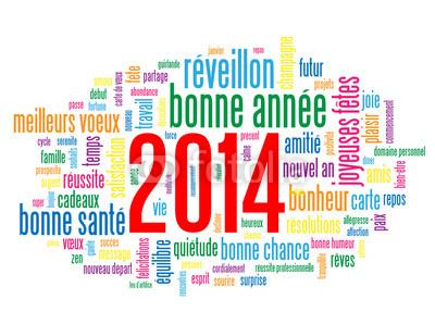 CARTE DE VOEUX 2014 A