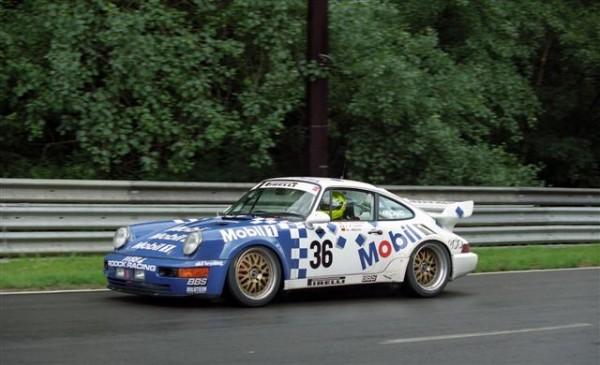 Christian-FITTIPALDI-24-Heures-1993-la-Porsche-RSR-des-vainqueurs-Fittipaldi-Jarier-Alzen-photo-Manfred-GIET